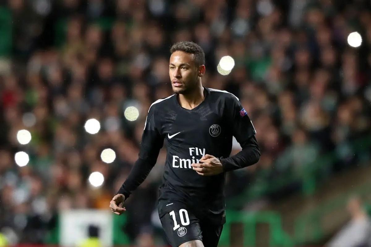 Neymar Bullish On PSG Chances