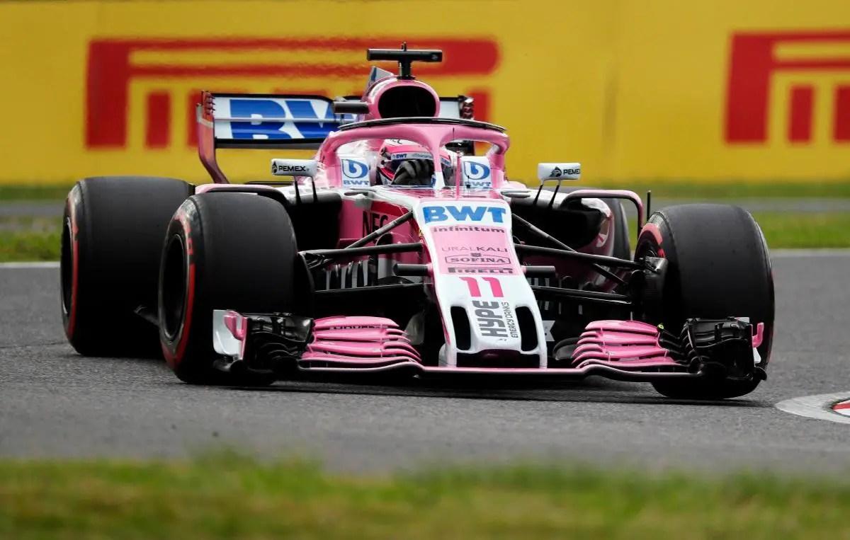 Perez Explains Lack Of Test Miles