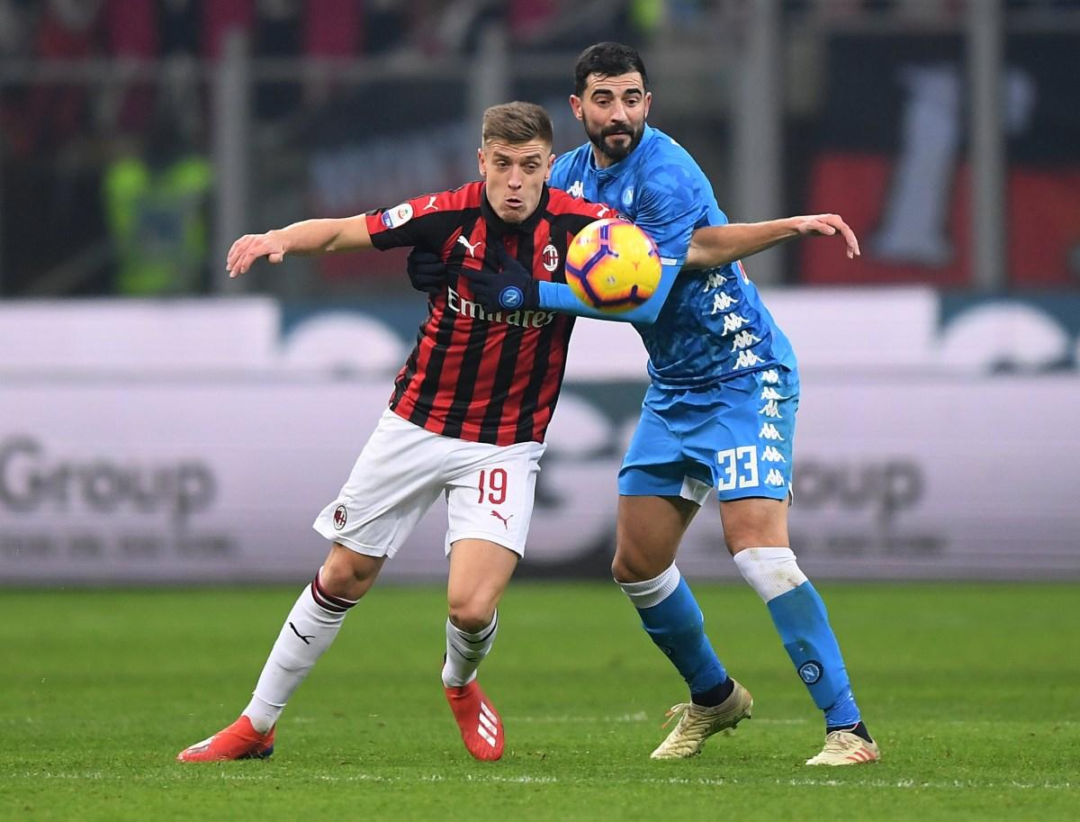Piatek Hopes For Milan Revival