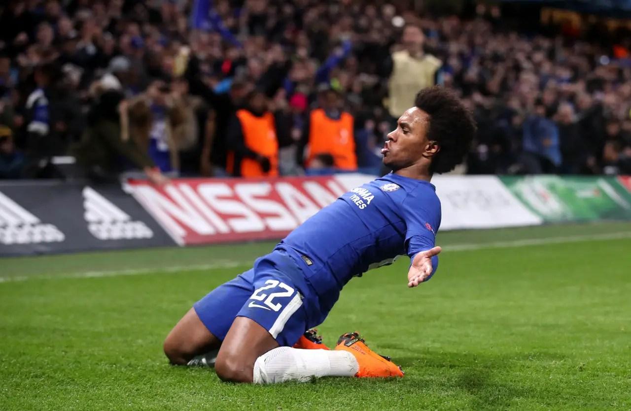 PSG Keep Tabs On Chelsea Star