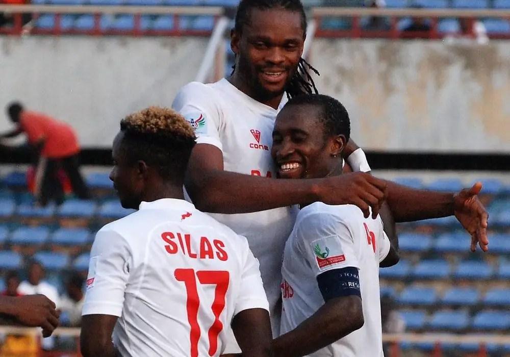 Ogunbote:  Defensive  Mistakes Cost Rangers Against Etoile