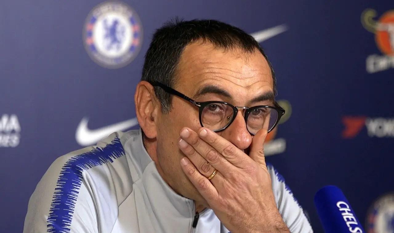 Sarri Still Has Chelsea Backing