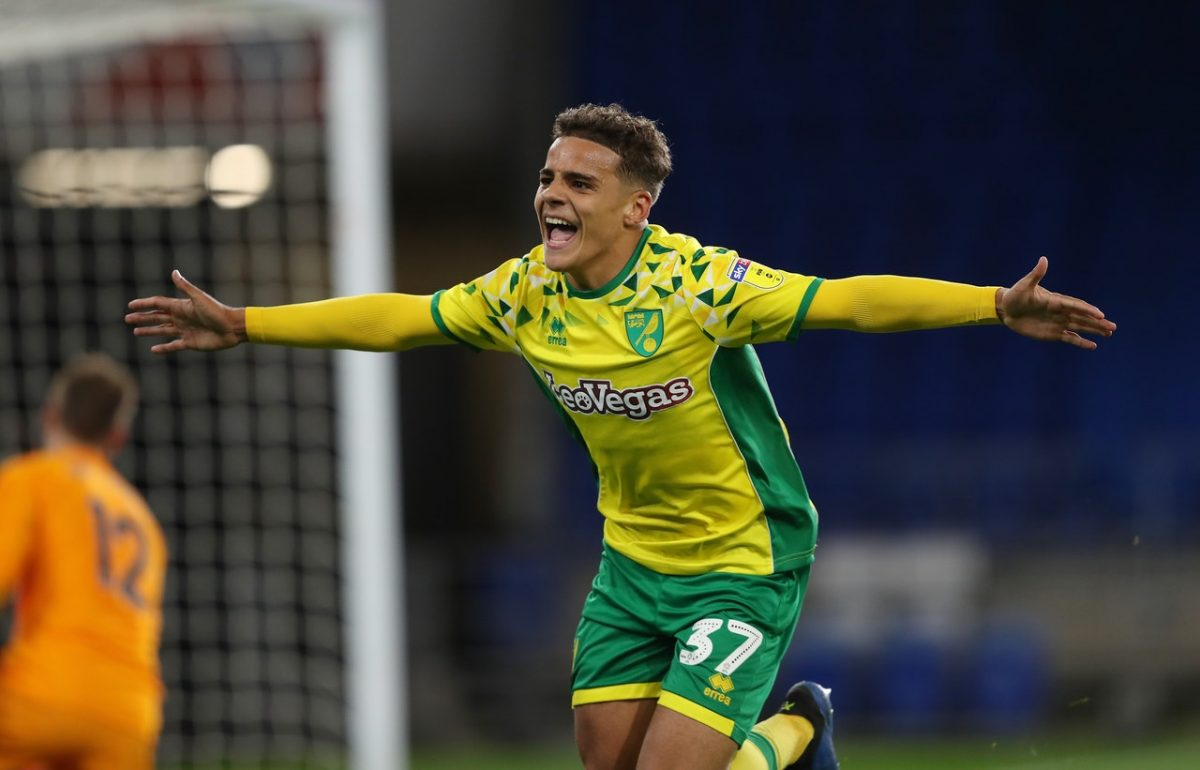 Tottenham Tracking Canaries Ace