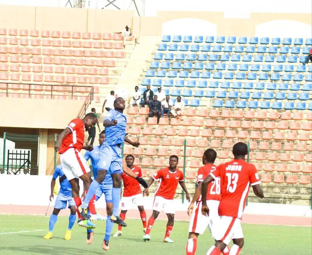 NPFL: Akwa United Bag Second Win, Wikki Down Enyimba