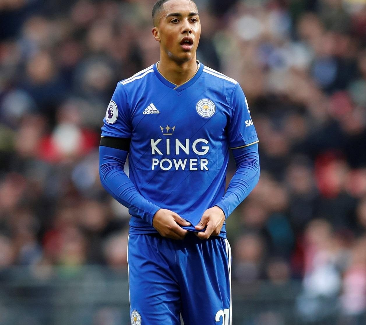 Tielemans Thankful For Opportunity