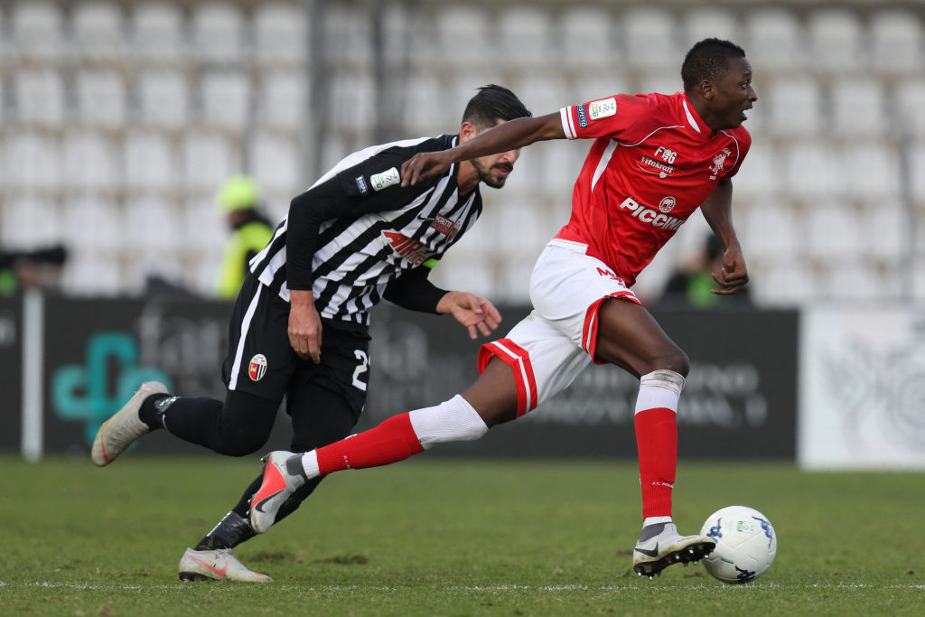 Sadiq Relieved To End Goal Drought At Perugia