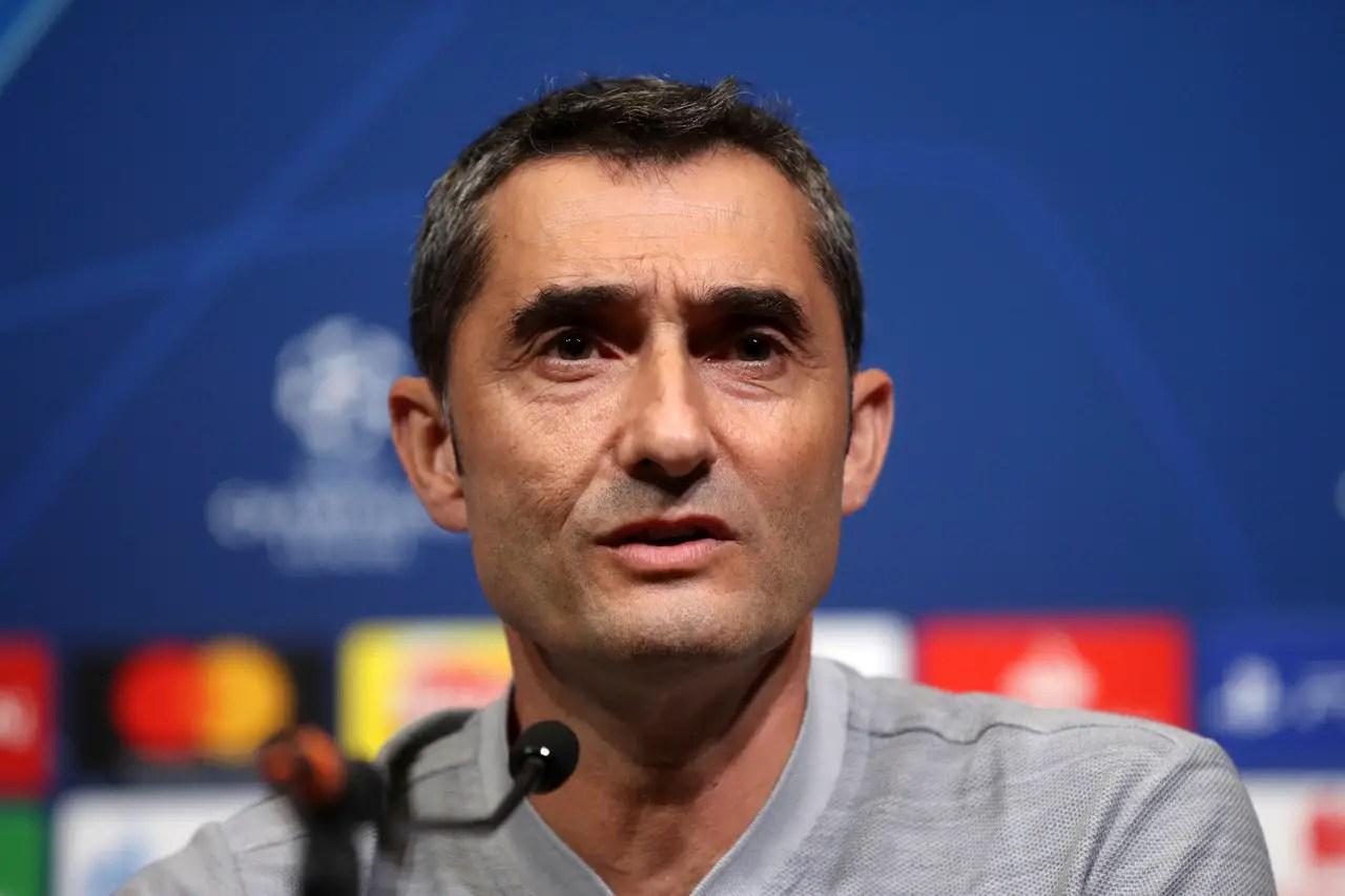 Valverde Fires Barca Warning