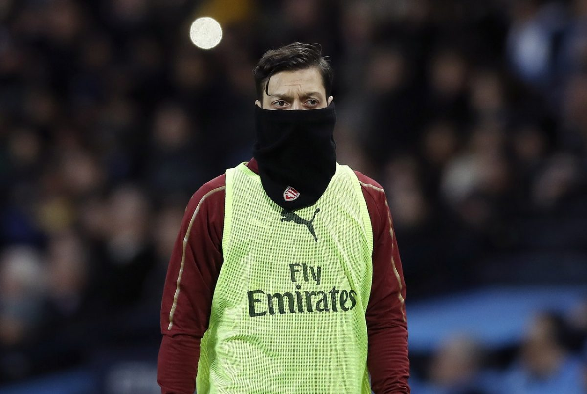 Wenger Questions Ozil Attitude