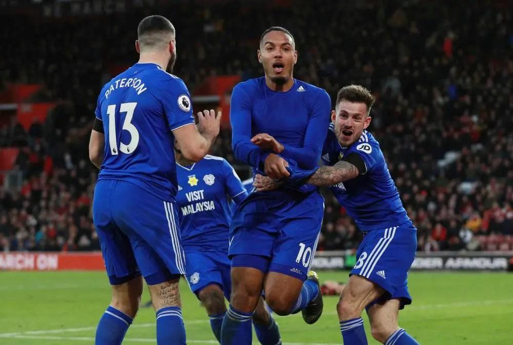 Zohore Hails 'Massive' Cardiff Win