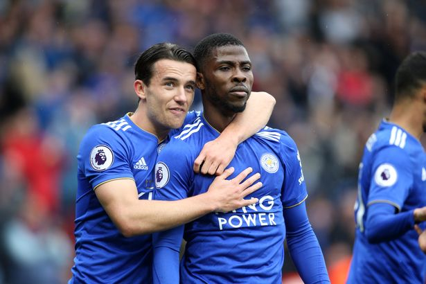 Rodgers Defends Iheanacho After Strong Criticism By Rohr