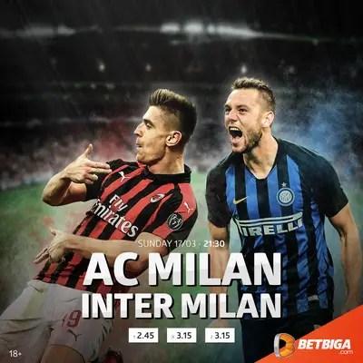 Resurgent AC Milan Seek Win Over Local Rivals; Inter Milan