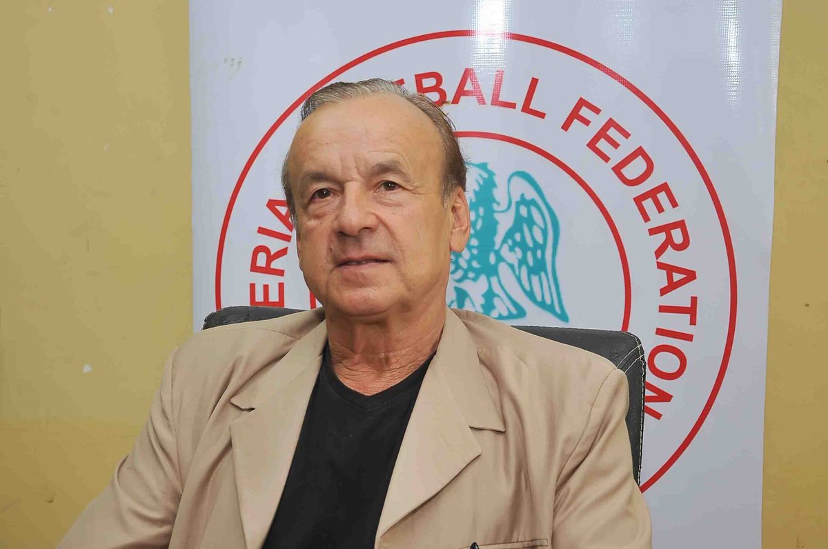 Rohr: AFCON Spots  Still Up For Grabs In Super Eagles