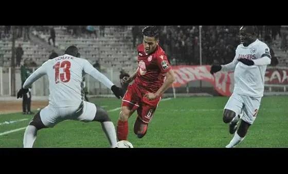 CAFCC: Rangers Walk Tight Rope, Hold Salitas To Draw In Ouagadougou
