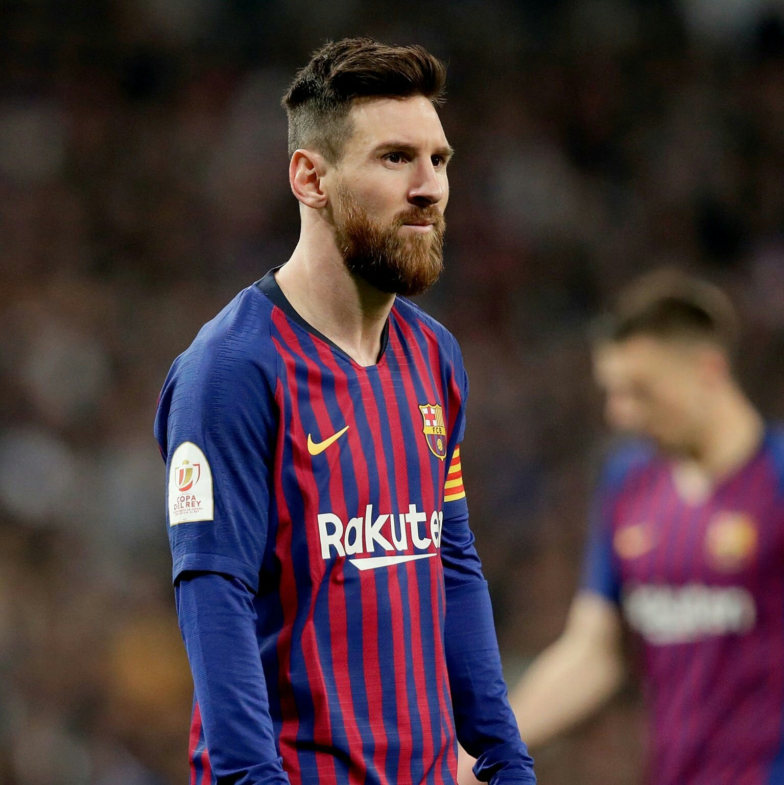 Messi To Miss Barcelona LaLiga Opener Vs Bilbao Due To Injury