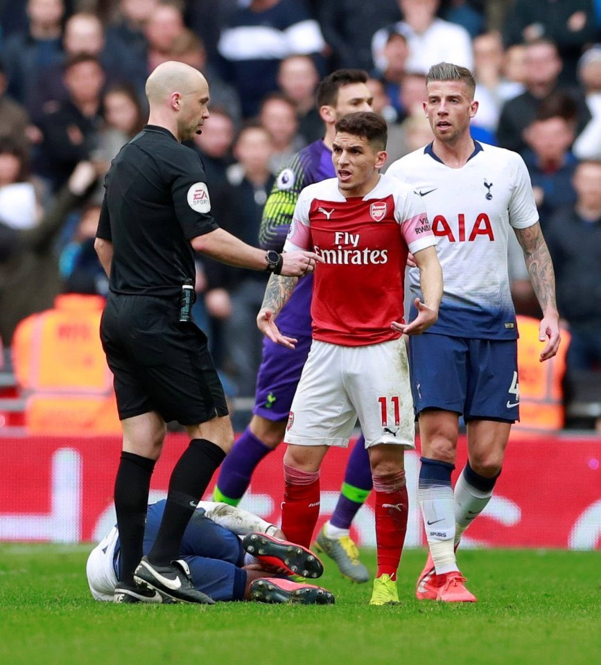 Torreira To Miss Arsenal – Man United Clash As FA Dismisses Appeal Against Red Card