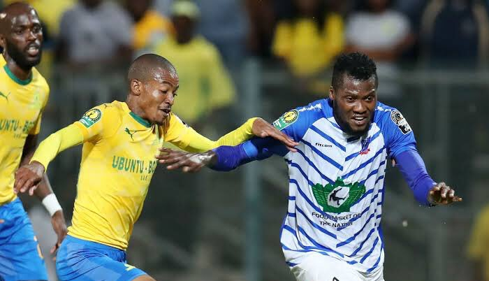 Ogbeide: Too Many Mistakes Cost Lobi Stars Match Against Sundowns