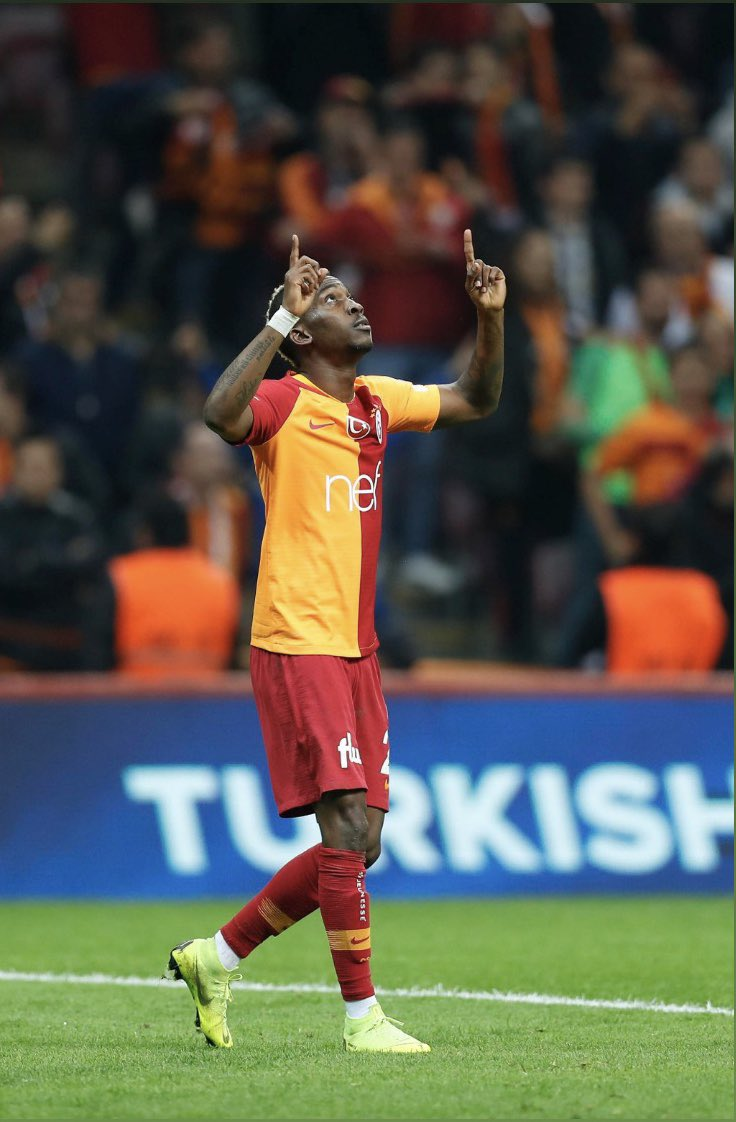 Onyekuru: Galatasaray Must Win All Remaining Games To Stand League Title Chance