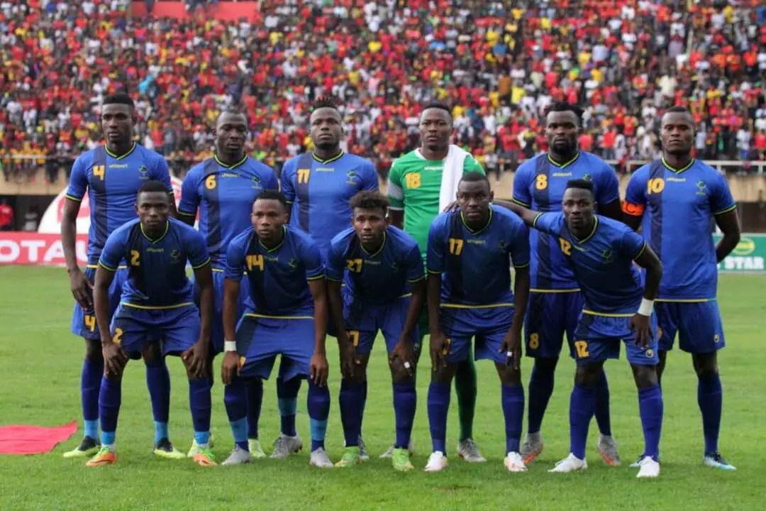 Amuneke Upbeat About AFCON 2019 Ticket, Opens Tanzania Camp Monday Ahead Decisive Clash Vs Uganda