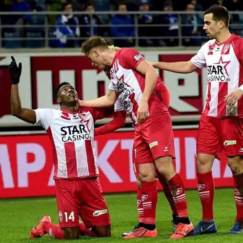 Awoniyi Doubtful For Royal Mouscron,  Brugge  League  Clash Over Injury
