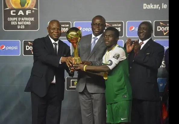 Okechukwu Reappointed U-23 Eagles Captain