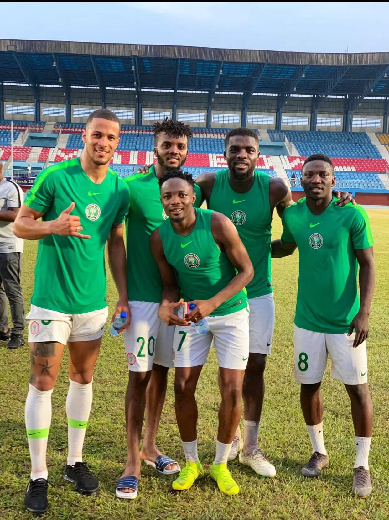 Musa : Eagles Will Play For Pride Vs Seychelles In Asaba