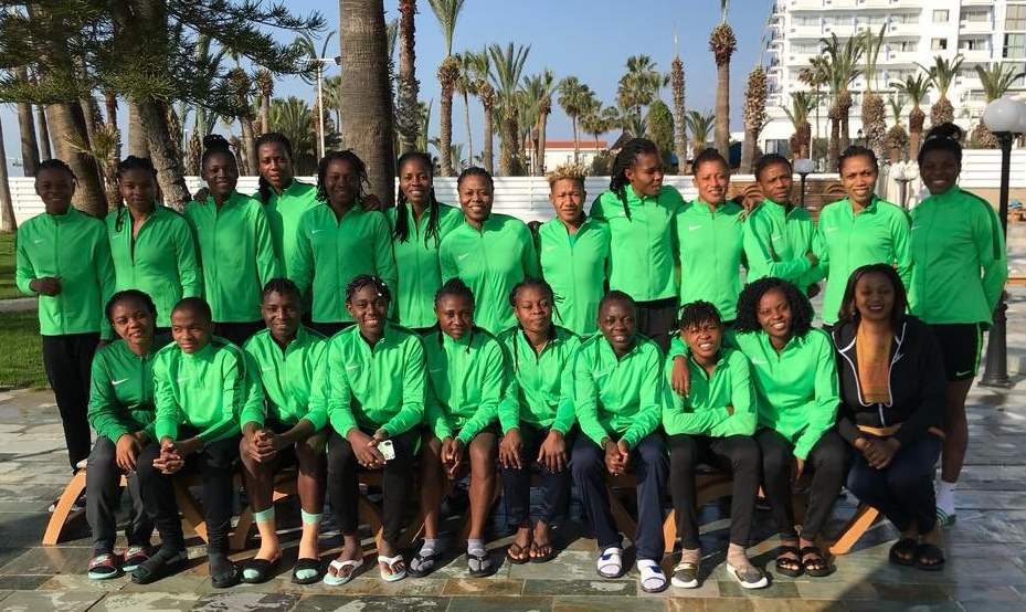 France 2019: Ebi, Oparanozie, Oshoala, 20 others Make Super Falcons Final Squad ; Umotong Dropped