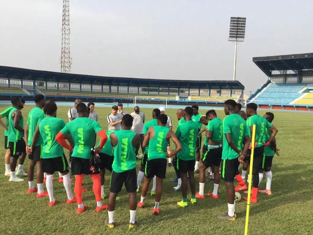 Ighalo To Lead Super Eagles Attack Vs Seychelles,  Omeruo, Etebo,  Onyekuru  Get Starting Berths