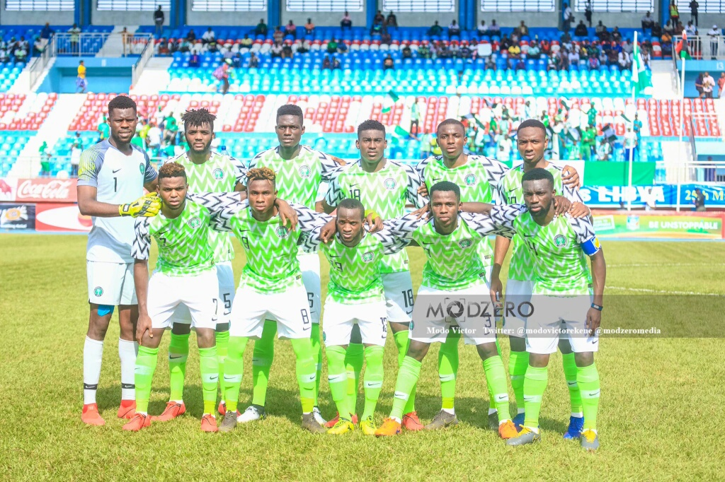 U-23 AFCON Qualifiers: Nigeria To Face Sudan In Final Qualifying Round