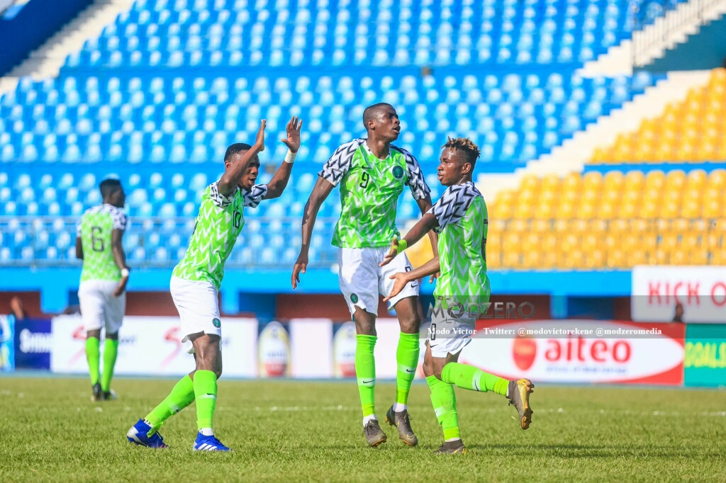 Musa Doles Out N4m To U-23 Eagles As Reward For Four Goals Scored Vs Libya