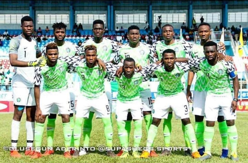 Okechukwu Proud, Grateful To Be U-23 Eagles Captain