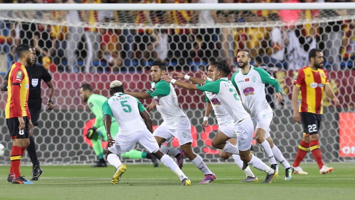 African Super Cup: Lokosa Missing As Esperance Lose To Raja Casablanca