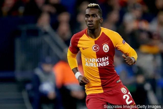 Onyekuru Hits Brace In Galatasaray Win, Fires Seychelles Warning