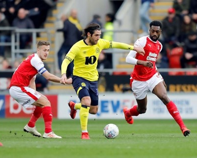 Ajayi Named In Championship Team Of The Week