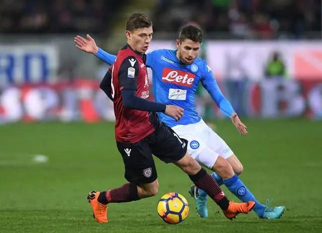 Arsenal Eye Top Italian Prospect Again