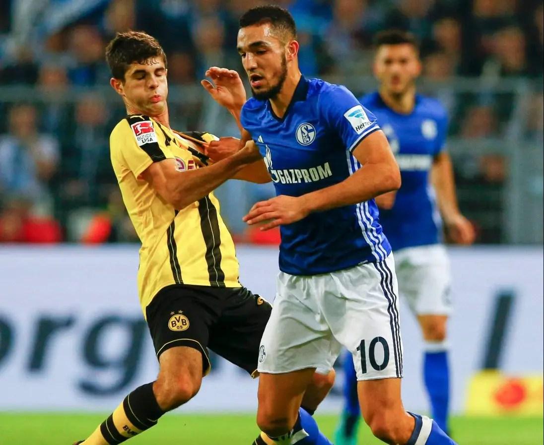 Bentaleb Sent Down To Schalke Under-23s