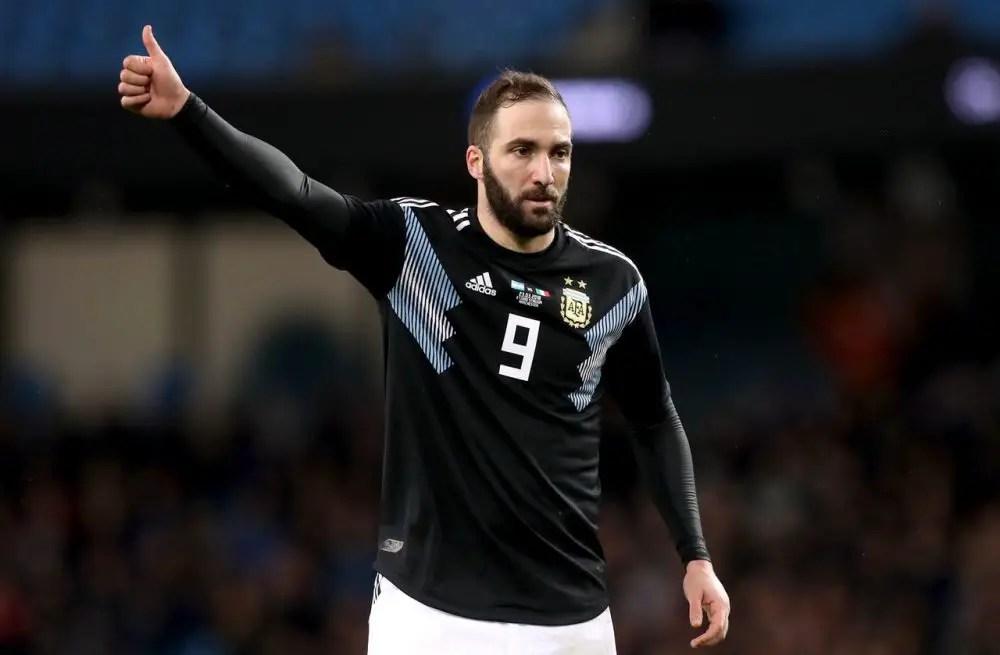 Blues Striker Calls Time On Argentina