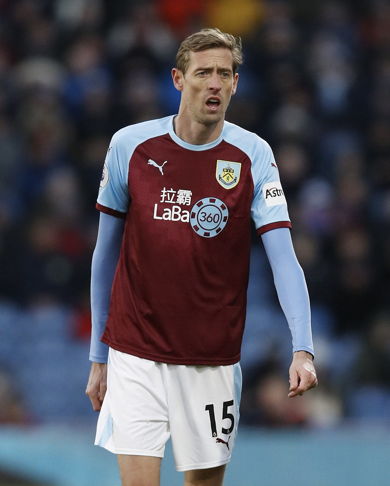 Crouch Hopes To Dent Reds' Title Hopes