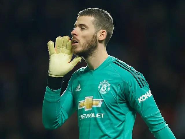 De Gea Set To Quit Man United