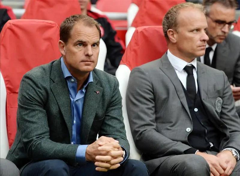 De Boer – Inter Group Was Rotten