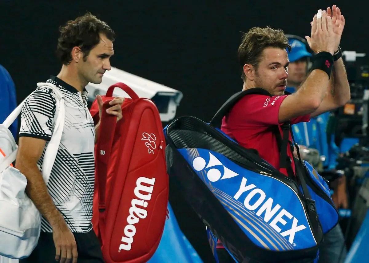 Federer Reveals Wawrinka Career Hopes