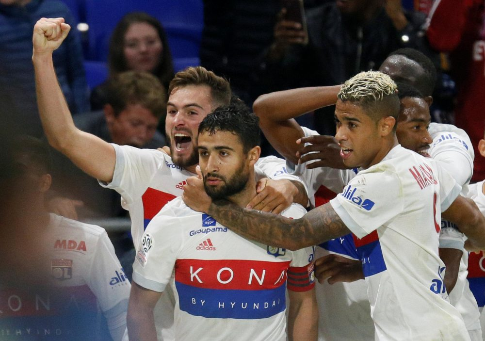 Fekir Non-Committal On Lyon Future