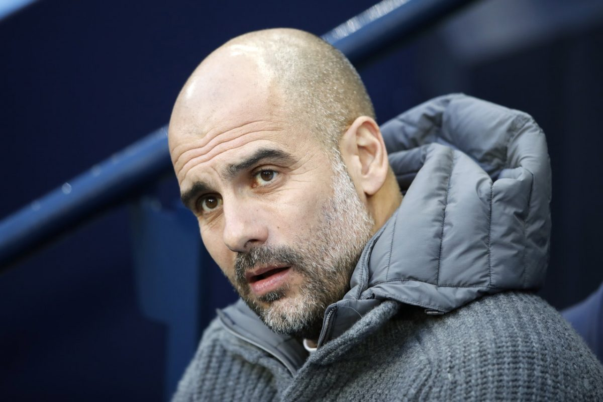 Guardiola Blasts Juve Rumours