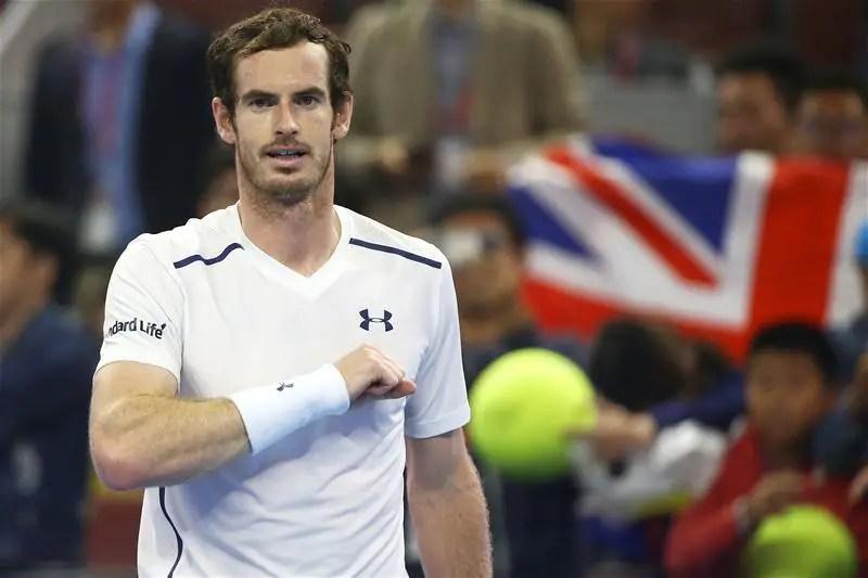 'Happier' Murray Targets Top-Level Tennis Return