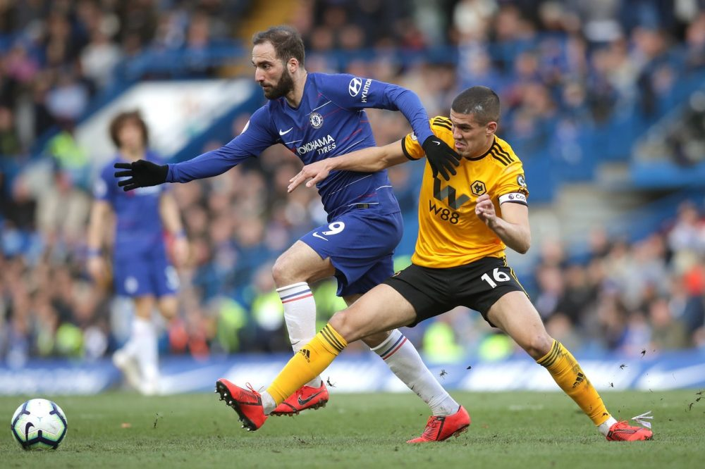 Higuain Admits Chelsea Struggles