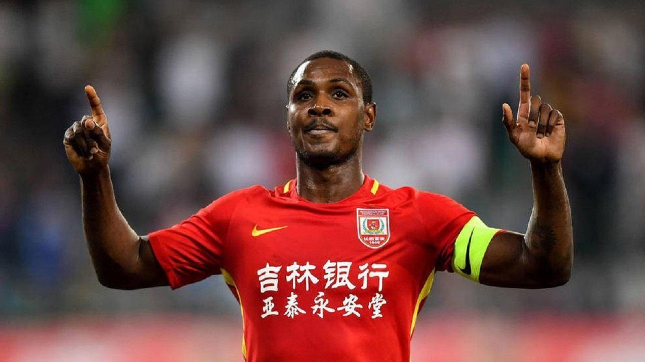 Ighalo Claims Barca January Offer