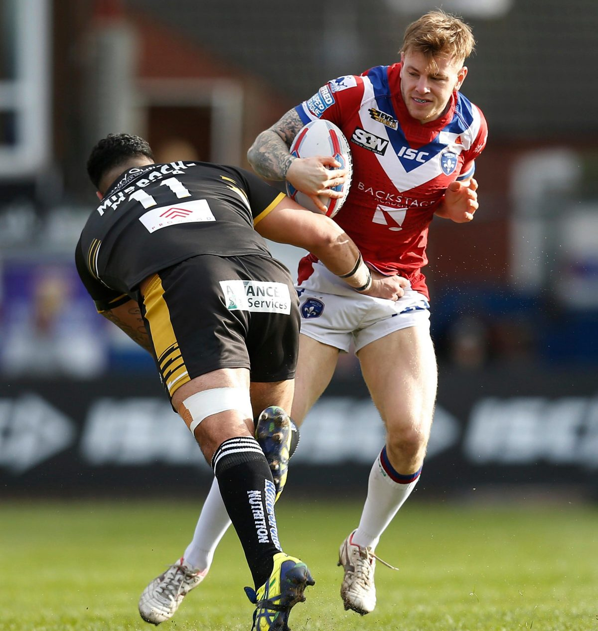 Johnstone Out For Season