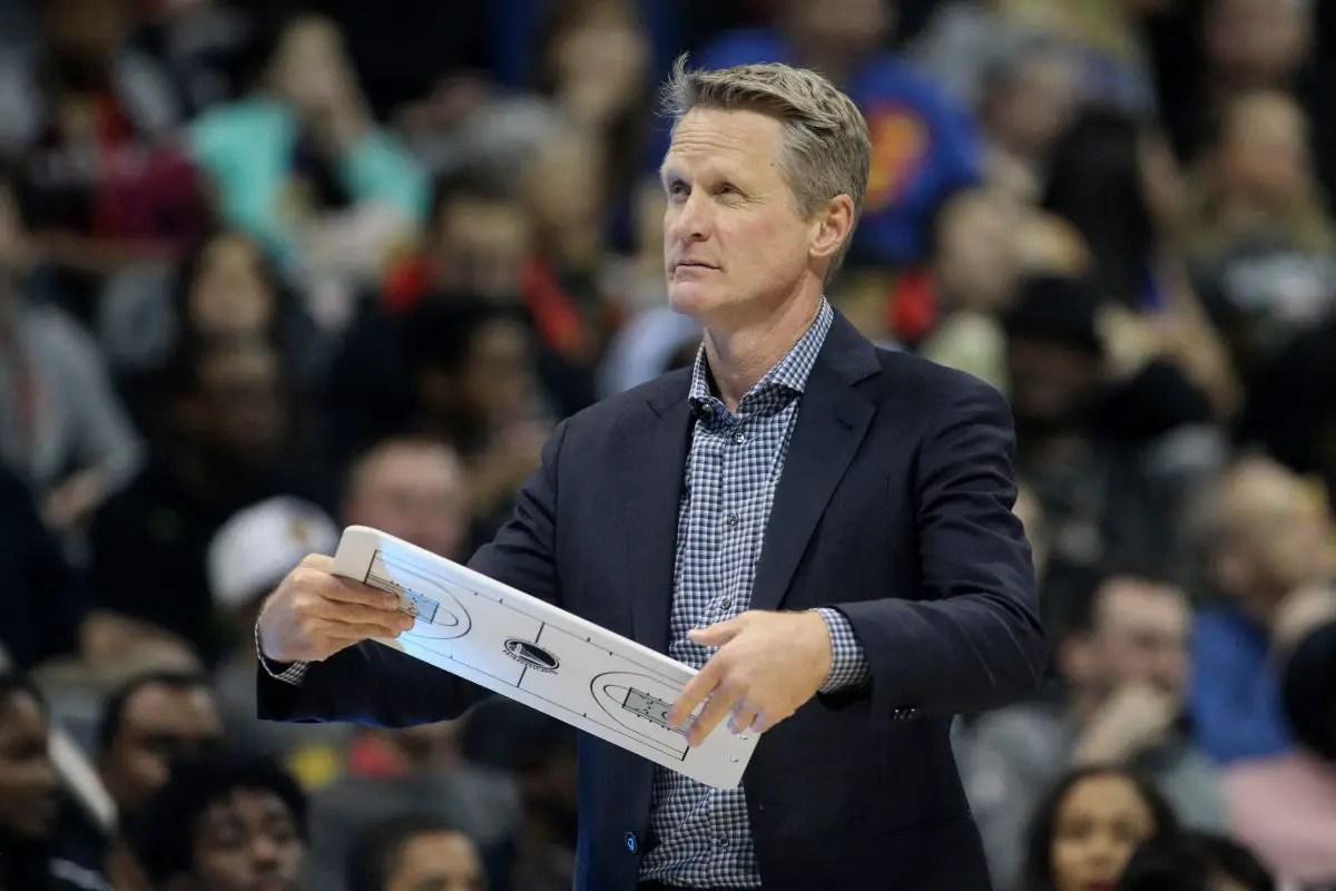 Kerr Slams 'Embarrassing' Warriors