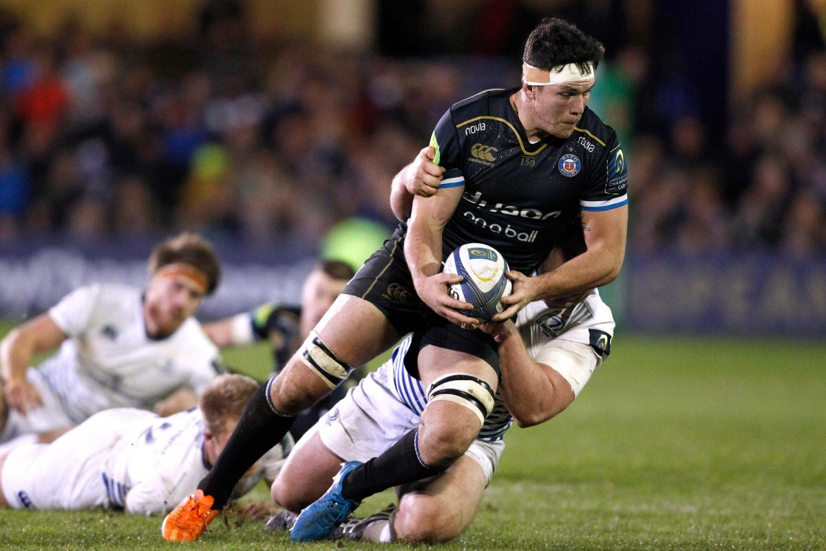 Louw Excited By Bath Future