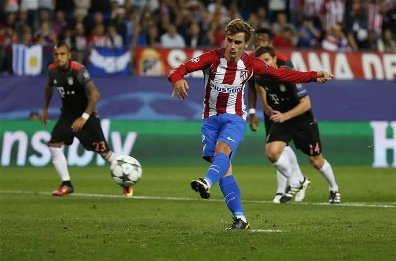 No Barca Move For Griezmann – Report