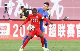 CSL: Ighalo Suffers Heavy Defeat On Shanghai Shenhua Debut